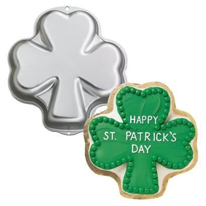 Shamrock Cake Pan 12 99 Stpatricks St Patrick S Day