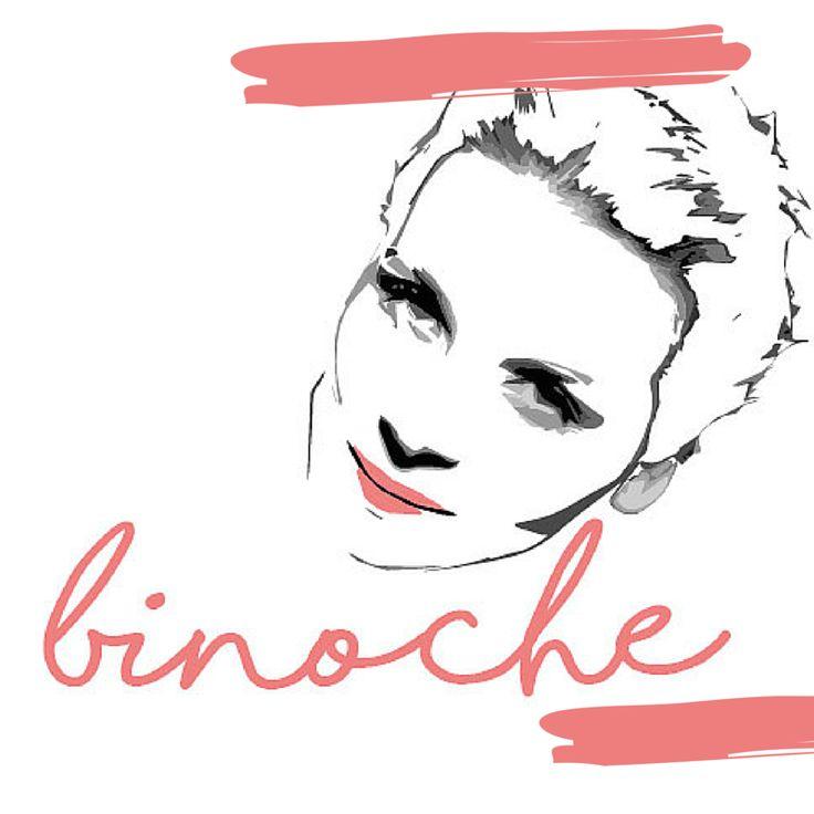 Juliette Binoche Vectorial
