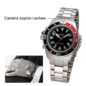 L'accessoire d'espionnage le plus perfectionné de tous les temps débarque sur Pinklemon.fr ! En effet, la montre caméra espion, ressemblant à une montre semblable à une autre vous permettra à la fois de voir l'heure et de filmer tout ce que vous voudrez tout en restant discret. Désormais, l'espion c'est vous ! Cadeaux originaux et autres gadgets insolites à retrouver sur www.pinklemon.fr ! Pinklemon, le zeste d'idées cadeaux.