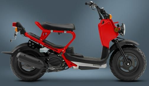 Honda Ruckus - if you have one to sell... :)