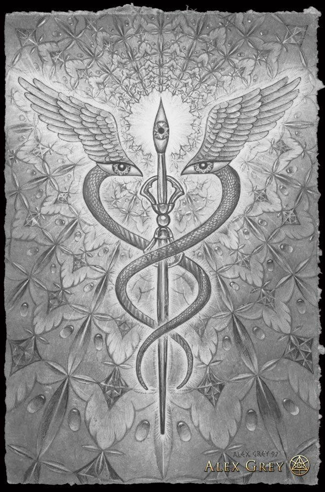 "victoriousvocabulary:  CADUCEUS  [noun]  (from Greek κηρύκειον kērukeion ""herald's staff"") the staff carried by Hermes in Greek mythology. T..."