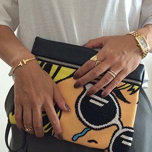 ブシュロン × 井戸川弓子さん ブランドスナップ ハイブランドの結婚指輪・婚約指輪 マイナビウエディング プレミアムジュエリー