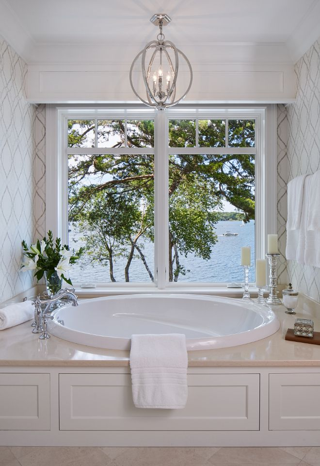 Tub Filler And Drop In Tub