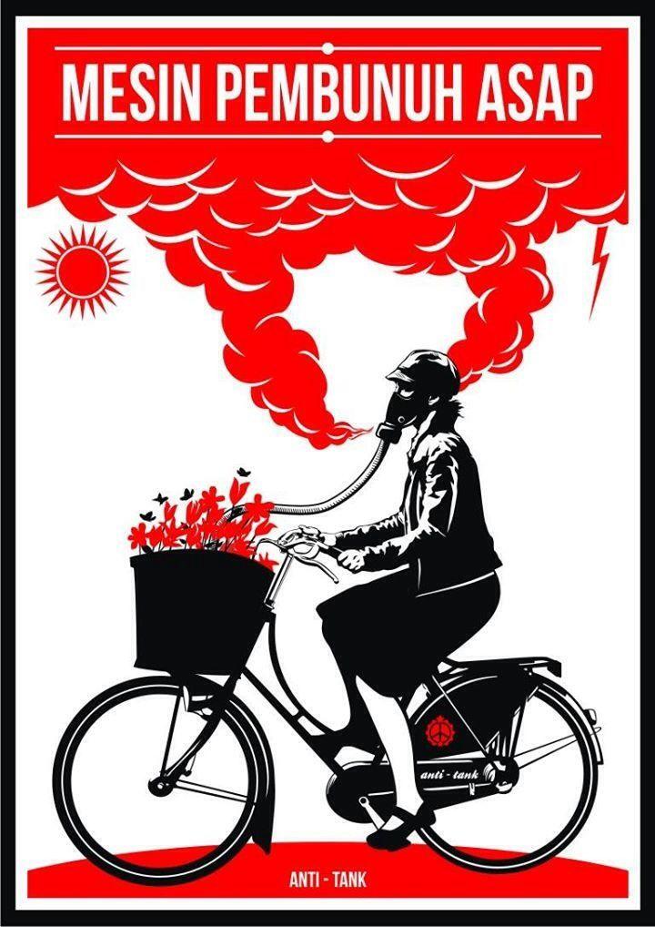 Membunuh asap