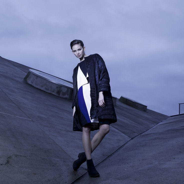 BA womenswear project at TEKO Design & Business