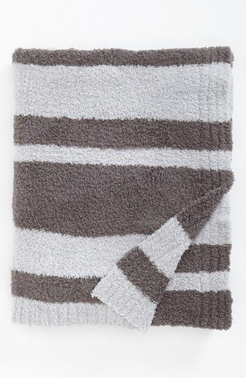 Barefoot Dreams 174 Cozychic 174 Stripe Throw Nordstrom