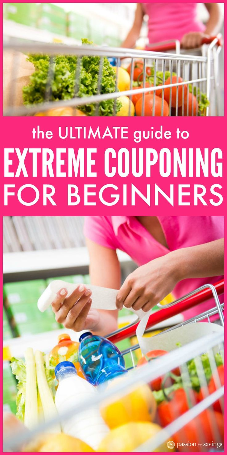 Extreme Couponing for Beginners