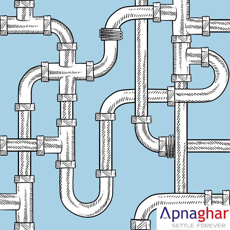 Plumbing drawings made by experts that help you avoid leakage and seepage problem in future.  To know more visit - www.apnaghar.co.in