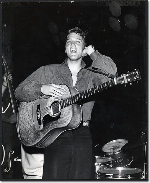 Elvis Presley : The Ed Sullivan Show Rehearsals : September 9, 1956