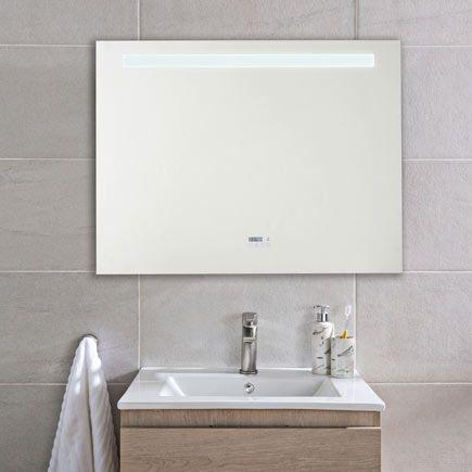 Espejo para mueble de baño SERIE MUSIC BLUETOOTH Ref. 19466524 - Leroy Merlin