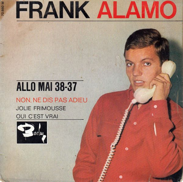 Frank Alamo - Allo... Mai 38-37 (Vinyl) at Discogs