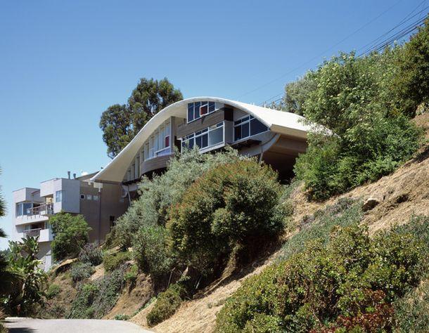 """Дом """"на холме"""" на Малхолланд Драйв в Южной Калифорнии"""