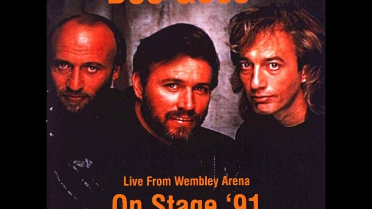 Bee Gees Live at the Wembley Arena, London - 1991 (audio only)