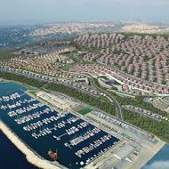 فيللا فاخرة للبيع بمدينة اسطنبول – تركيا