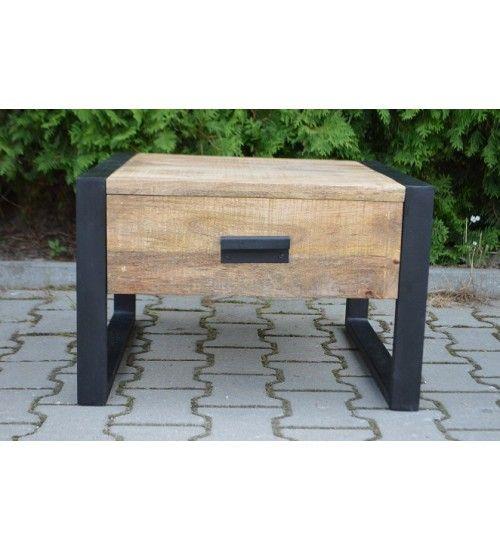 #Indyjski industrialny #stolik Model: TI-5754 Teraz się tylko: 595 zł. Zamów online @ http://goo.gl/zrPwte