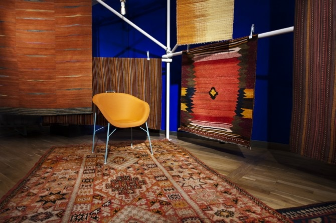 Limited edition for The Conran Shop. Eu/phoria in 'The Rug Room' in The Conran  Shop's Chelsea store.
