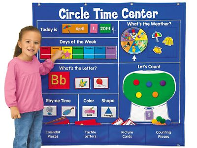 Circle Time Learning Center at Lakeshore Learning