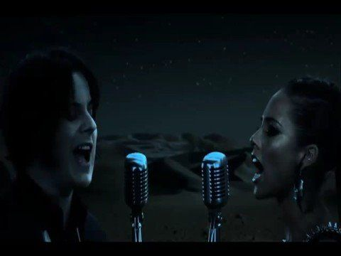 Alicia Keys & Jack White Another Way to Die... i love when two influential musicians come together!