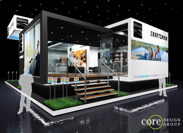 Corner Exhibition Stands Wa : Best images about exhibition booth designs on