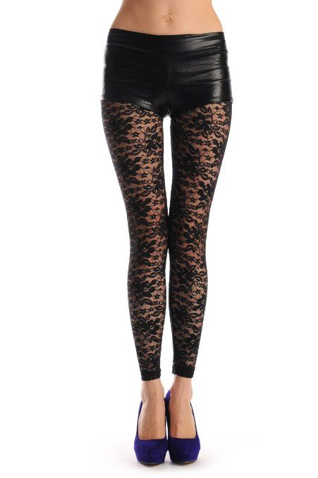23 best Lace Leggings for Women images on Pinterest