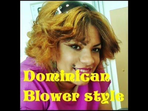 Como hacer el BLOWER DOMINICANO/ How to the DOMINICAN BLOWER - YouTube