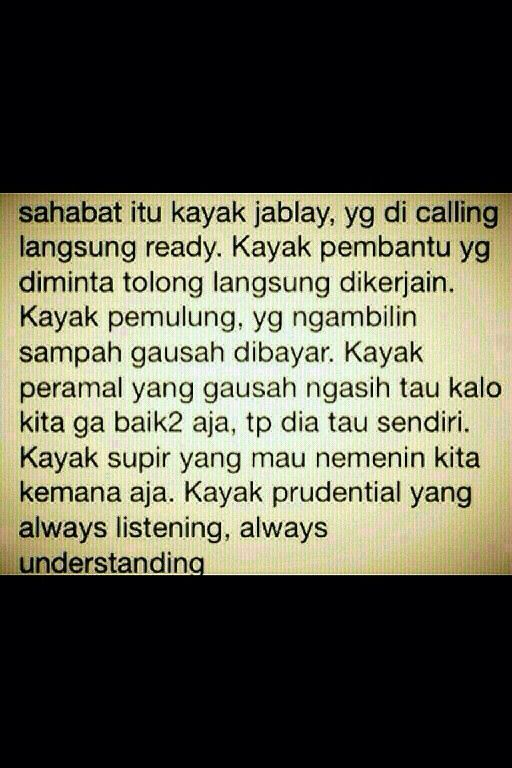 Alwys listening, always understanding