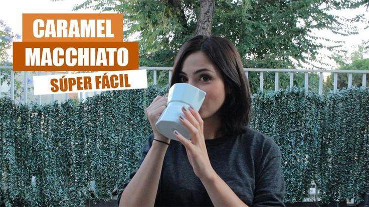 Si te encanta el café, esta versión con vainilla y caramelo del blog ARMARIO Y ETC., no puedes dejar de probarla.