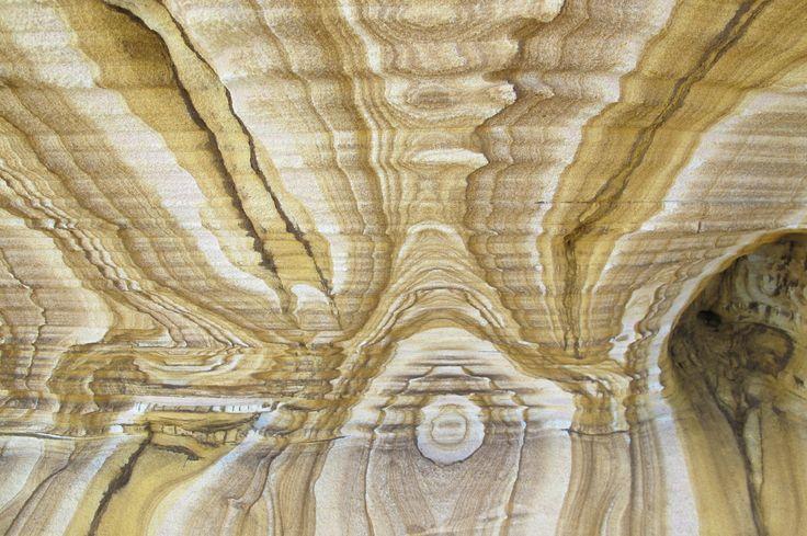 Painted Cliffs at Maria Island. #Tasmania
