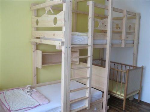 Ber ideen zu etagenbett auf pinterest betten treppe und loft betten - Piratenbett kinderzimmer ...
