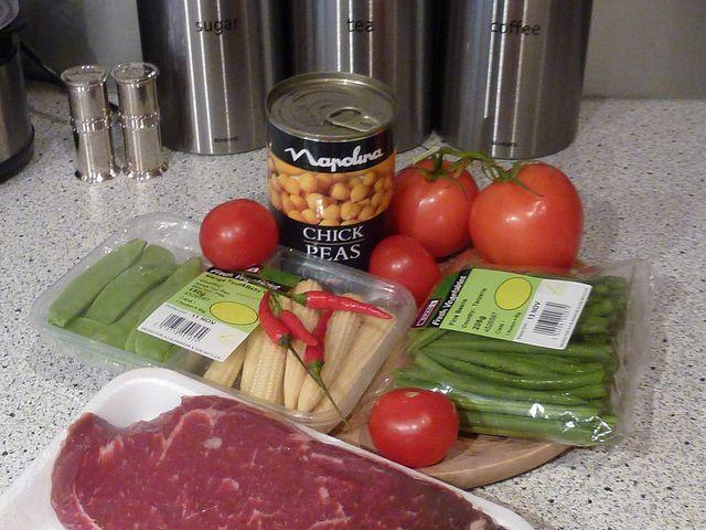 Карри с мясом. Высокобелковый рецепт с расчетам КБЖУ. Готовим без масла. #healthy #recepie #food #рецепт #зож #диета #здоровоепитание #фигура #калорийность #curry #карри #мясное Fitness Recipes