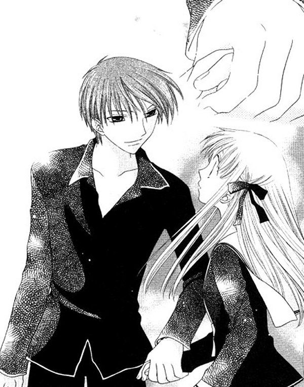 fruit in vagina fruits basket manga