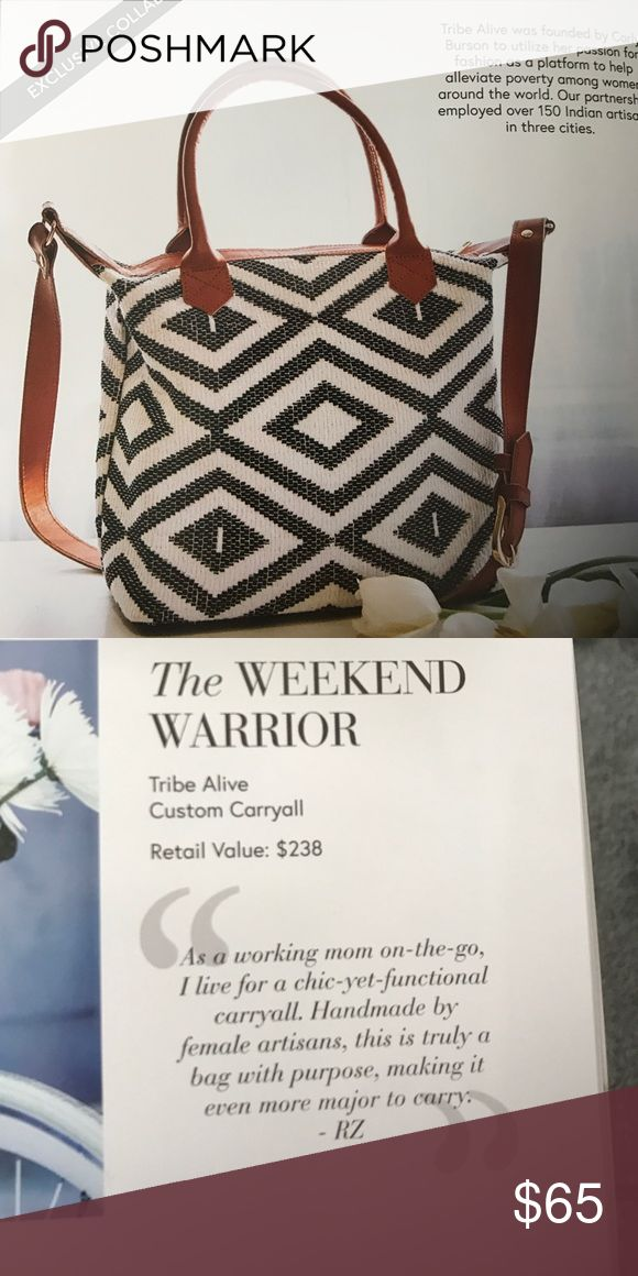 Rachael Zoe Tribal Handbag Rachael Zoe Box of style bag. New, unused Bags Totes
