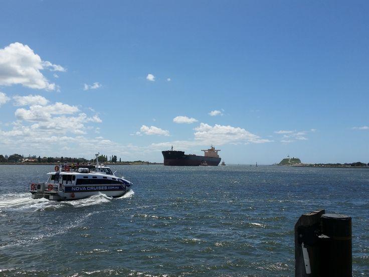 Newcastle Harbour - Bespoke Hunter