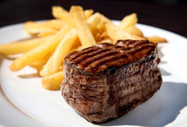 Turn 'n Tender Steak Fillet 'n Chips