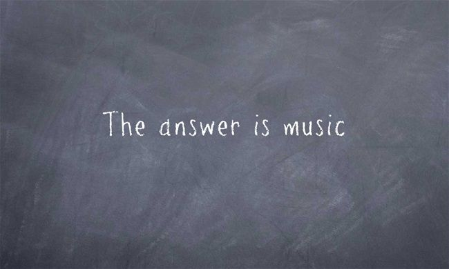 The answer is music. Visit  http://readmysongreadmysoul.com