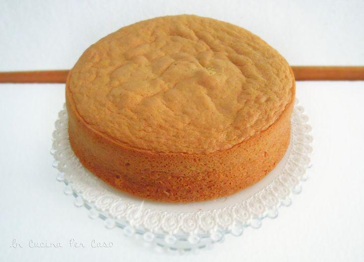 Pan di Spagna - ricetta base
