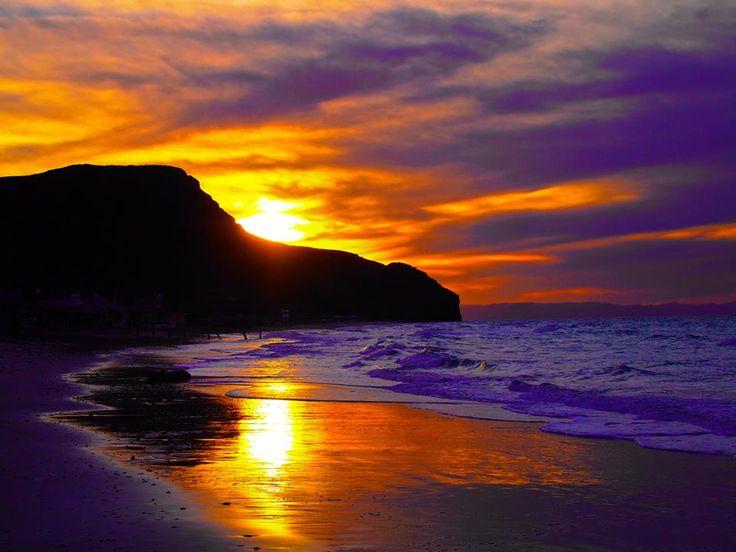 Sunset paz latorena