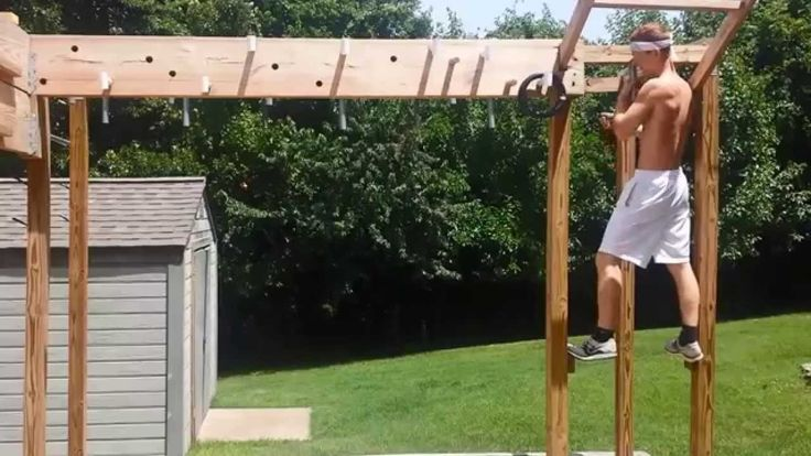 Backyard Ninja Warrior Design : Ninja warrior course, Ninja warrior and Ninjas on Pinterest