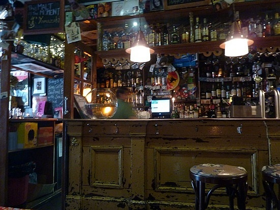 the spaniard bar  belfast