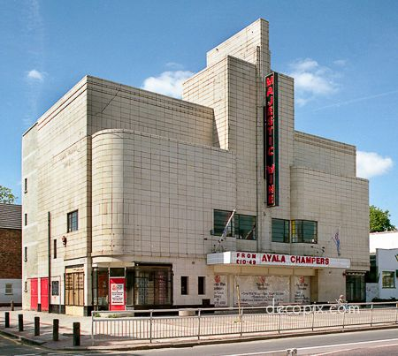 Odeon Theatre, Balham, London