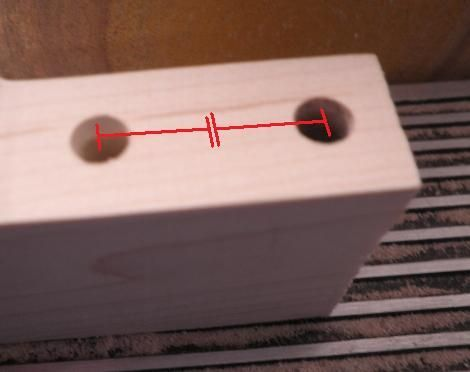 Wooden Double Action Hinge - by Joshuah @ LumberJocks.com ~ woodworking community