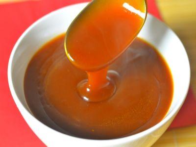Рецепт Кисло-сладкий соус для мяса