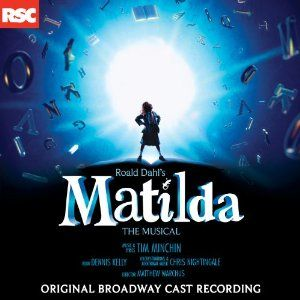 Amazon.com: Matilda (Original Broadway Cast Recording): Music