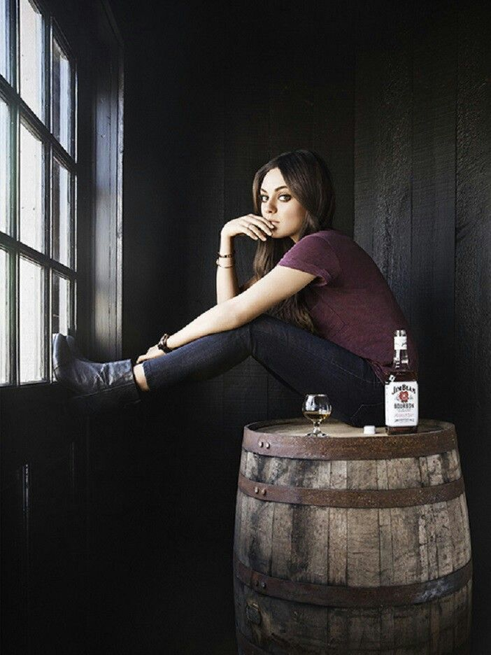Mila Kunis Jim Beam People I Admire Or Love In 2019