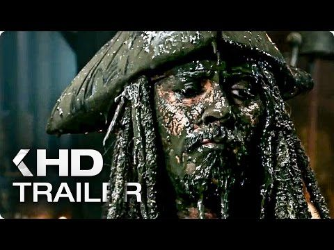 Pirates of the Caribbean: Dead Men Tell No Tales – Brand New Teaser! – We Make Movies On Weekends