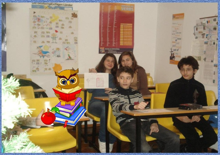 Mr. Owl, our Lexis mascot, doesn't have a name. Any suggestions? (Lexis Brasov)