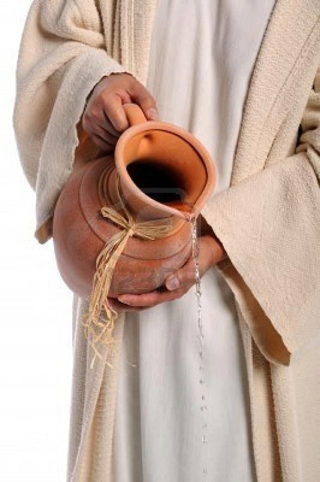 """If anyone thirsts, let him come to Me and drink... ""~ John 7:37-38 ✿⊱╮"