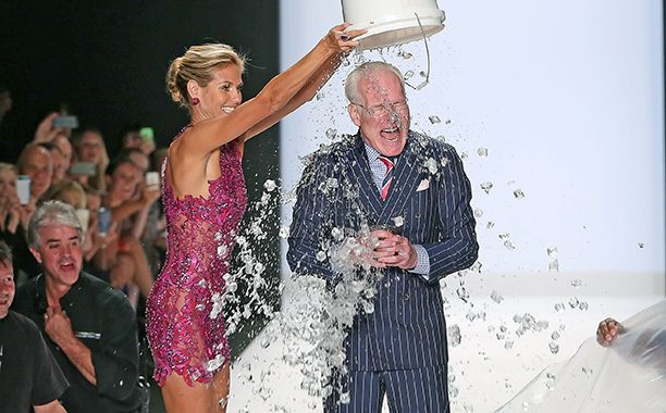 Ice Bucket Challenge helped fund the discovery of a new ALS gene | EW.com