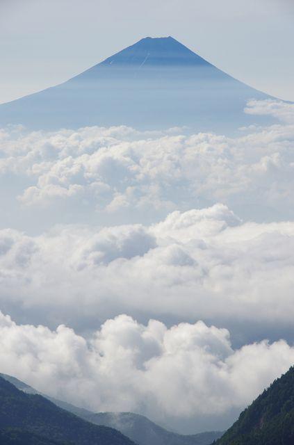 the World Heritage, Mt. Fuji, Japan: photo by usatako