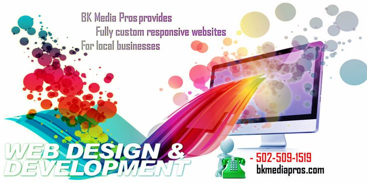 Responsive Website Design Local Businesses